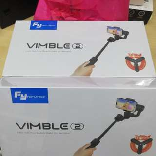 Feiyu Tech Vimble 2 ***New Arrival***Limited Stock***