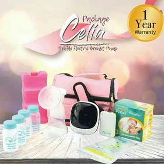 MALISH CELIA SINGLE PUMP