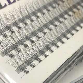 10D eyelash extensions