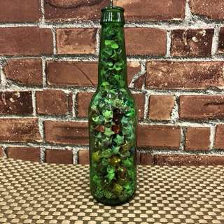 Bottle of stars