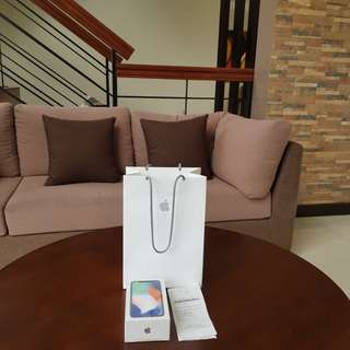 Brandnew Iphone X 256gb Openline with apple official receipt and warranty ❤