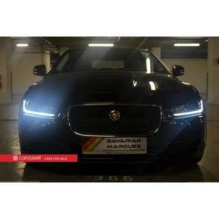 Jaguar XE 2.0D Prestige