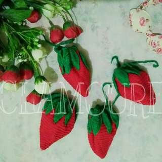 Strawberry Pouch/Wallet