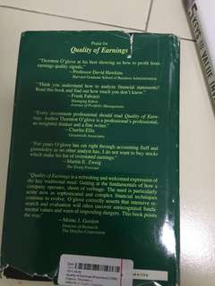 earnings quality how to put value to co earnings