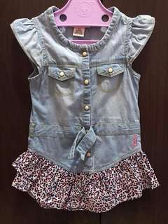 Juicy couture baby dress