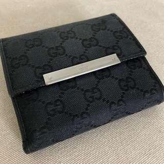 Authentic Gucci Flap Wallet