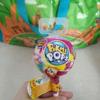 Pikmi pop/sweet scented plush