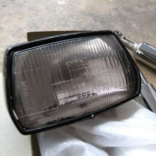 Ex5 headlamp n absorber ori
