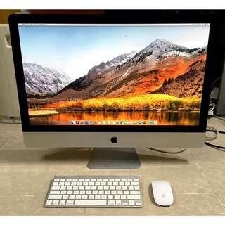 iMac 27 吋 Mid 2011