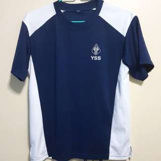YSS Yishun Secondary School Uniform - PE Attire