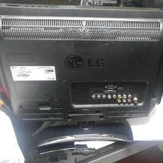 19inch TV LG 2009 model