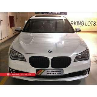 BMW 7 Series 740Li Luxury Sunroof