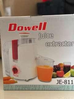 Dowell Juice Extractor