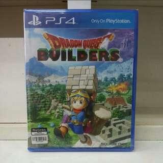 PS4 Dragon Quest Builders (Eng)