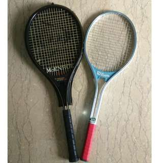 Tennis racket of the Great
