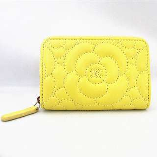CHANEL CAMERIA coin case