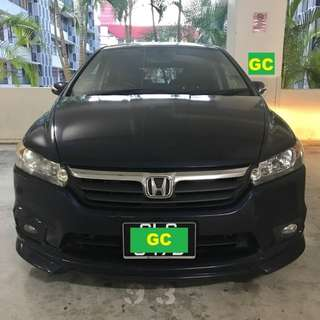 Honda Stream SUPER CHEAP RENT FOR Grab/Uber