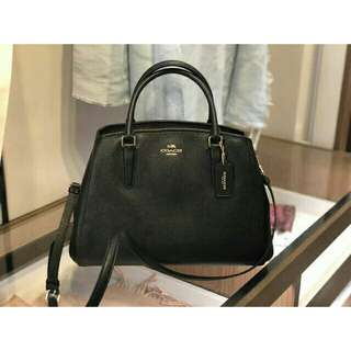 COACH MARGOT SOFT LEATHER
