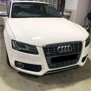 Audi S5 4.2 SG