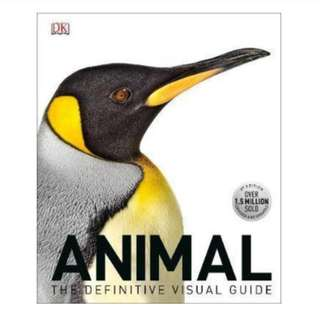 DK Animal: The Definitive Visual Guide, 3rd Edition