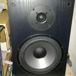 Cambridge audio英國劍橋 8吋主動式監聽喇叭一對