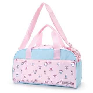 Japan Sanrio Hello Kitty Kids 2 Way Boston Bag (leaflet)