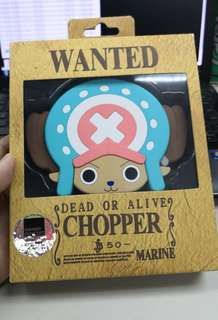 Chopper 3D 立體10500 mAh 充電器