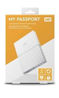 WD Western Digital My Passport 2TB