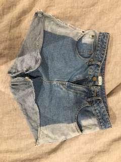 Roxy Denim Shorts.