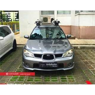 Subaru Impreza Wagon 1.6A