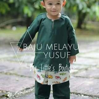 Baju Melayu Kanak-Kanak/Baby