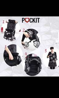 Reclinable Pockit Stroller - Rent