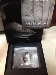 Australian Apex Predators 1oz Silver Coin