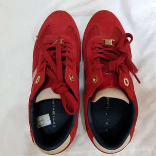 Tommy Hilfiger Sneakersy Tango Red