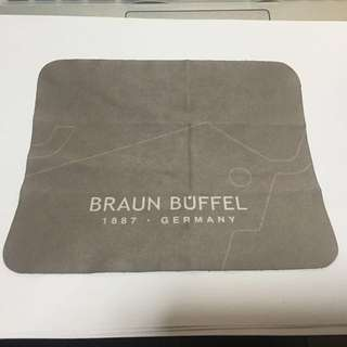 BN Authentic Braun Buffel Spectacle Cleaning Cloth