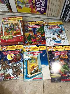 Geronimo Stilton Books box set