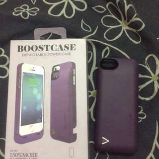 BoostCase for iPhone 5/5s