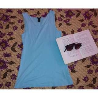 Blue sando for women