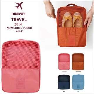 PO | Travel Shoe Bag