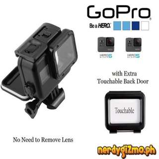 Blackout Dive Case For Gopro Hero 5 hero 6