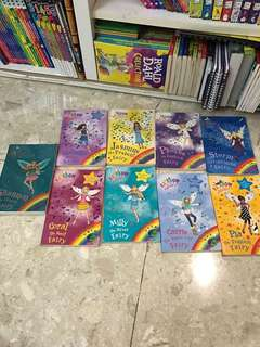 Rainbow magic 9 books