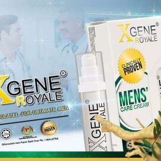 Men care cream