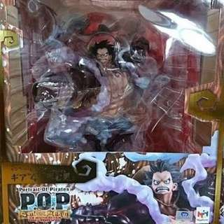 Luffy Gear 4th POP - SA Maximum