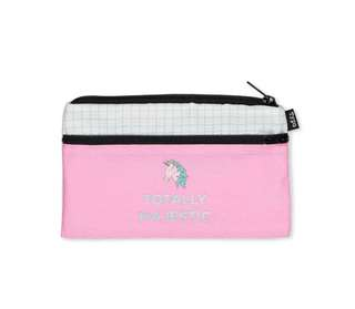 [Unicorn Typo Pencil Case]
