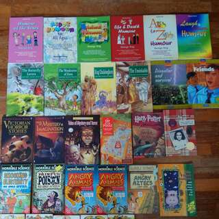 Used Children Books (Cheap, PM me for price, too many books in the picture)
