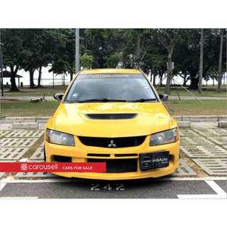 Mitsubishi Evolution 9 GSR