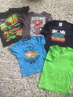 Boy's clothing set