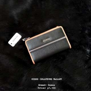 GUESS CELLPHONE WALLET