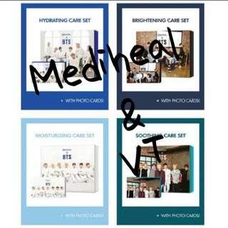 BTS Mediheal Postcards and VT Photocards Clearance Sale