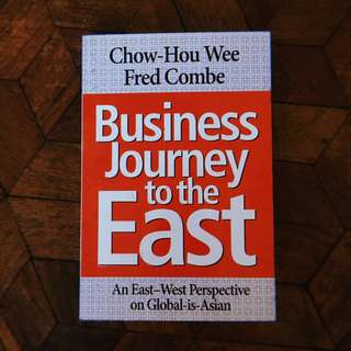 Business Journey to the East by